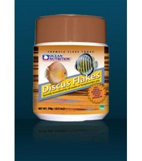 Ocean Nutrition Discus Flake kiekkokala hiutaleruoka 71g