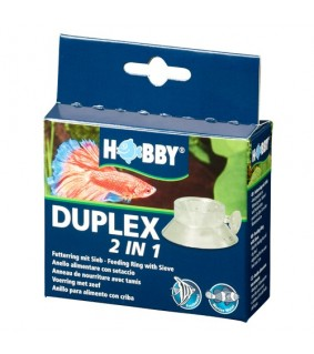Hobby Duplex, Combination sieve