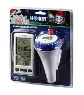 Hobby Radio-controlled Thermometer s.s.
