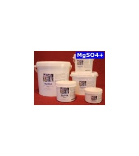DSR MgSO4 (Mg + Sulfate) Magnesium Sulfaat 500gr