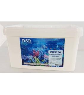 DSR Custom Reef Salt 250 liter, DSR salt