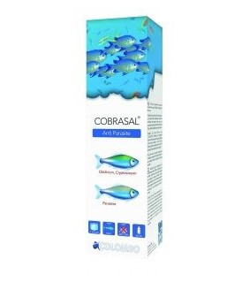 COLOMBO MARINE COBRASAL 500 ML 2.500 LITER*