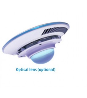 Blue Marine UFO optical lens