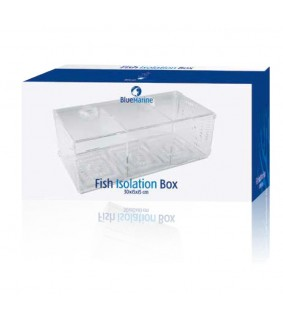 Blue Marine Fish Isolation box 30 x 15 x 15 cm