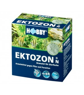 Hobby Ektozon N, Medicine for ornamental fish 500 g
