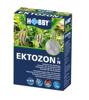 Hobby Ektozon N, Medicine for ornamental fish 125 g