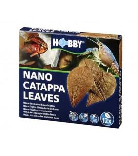 Hobby Nano Catappa Leaves 12 pcs., s.s.