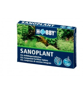 Hobby Sanoplant, CO2 fertilizer tablets 20 tab.
