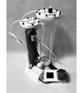 TARJOUS Pacific Sun CalcFeeder AC2 PRO up to 1400L w/ PRO controller + Degassing column DC-1