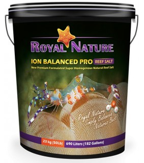 Royal Nature Ion Balanced Pro Reef suola 23kg