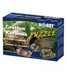 Hobby Grotto Puzzle Ceramics approx. 1 kg