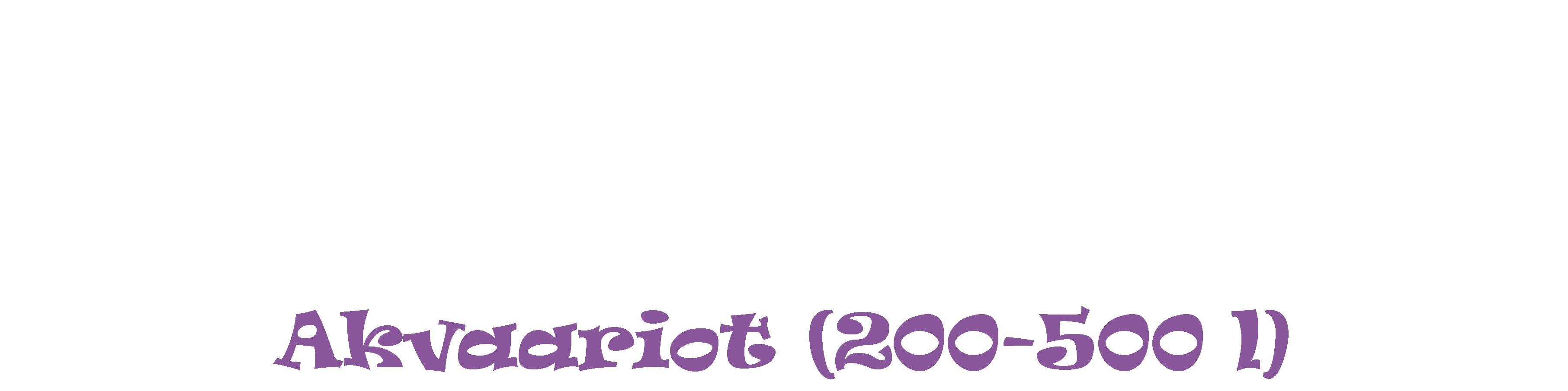 Akvaariot (200-500 l)
