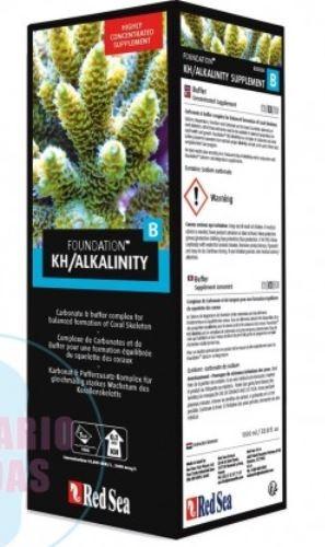 kH - alkaliniteetti